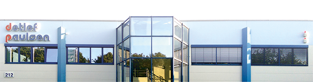 Betriebsausrüstung und Arbeitsschutz - Detlef Paulsen - Hauptsitz Kiel